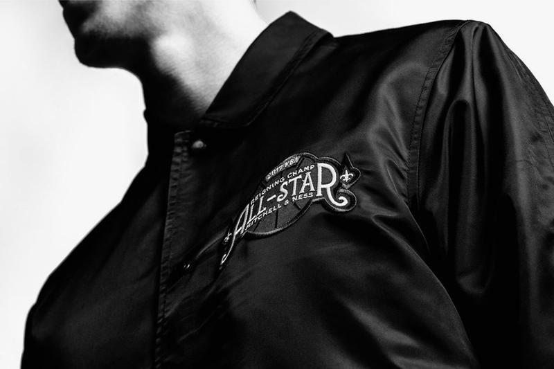 Reigning Champ Mitchell & Ness 2017 NBA All Star Weekend Collection