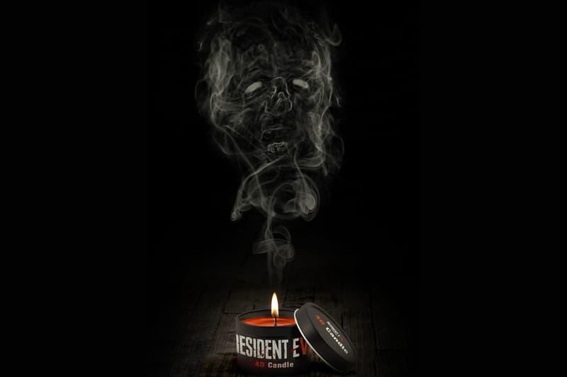 Resident Evil 4D VR Candle