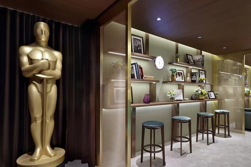 Rolex Oscars Greenroom 2017