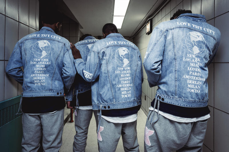 KITH Love Thy City Collection
