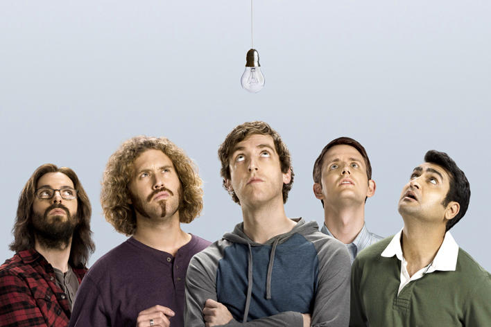 Season Four of Silicon Valley Premiers April 23