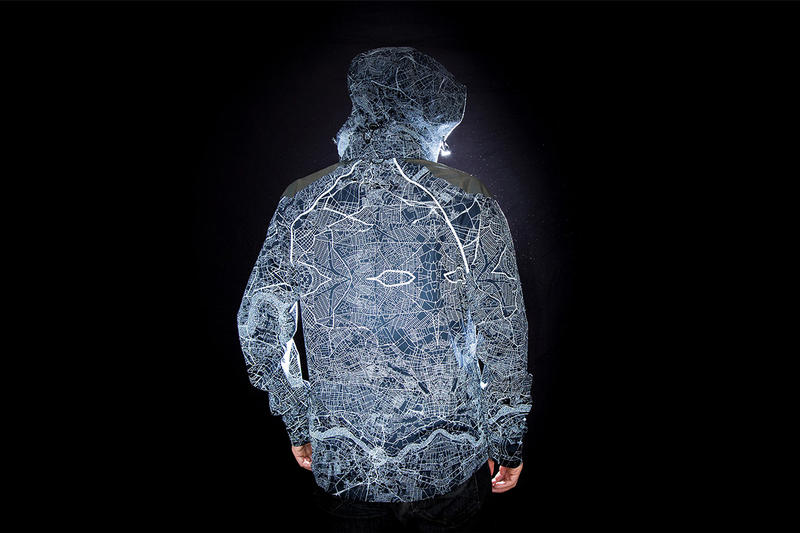 Showers Pass MapReflect Atlas Jacket