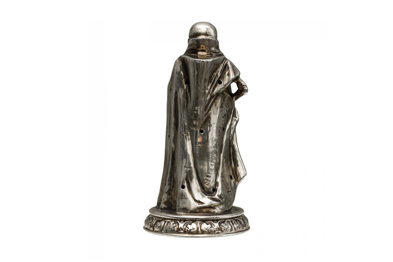 Slam Jam NEIGHBORHOOD Silver Booze Reaper Incense Chamber
