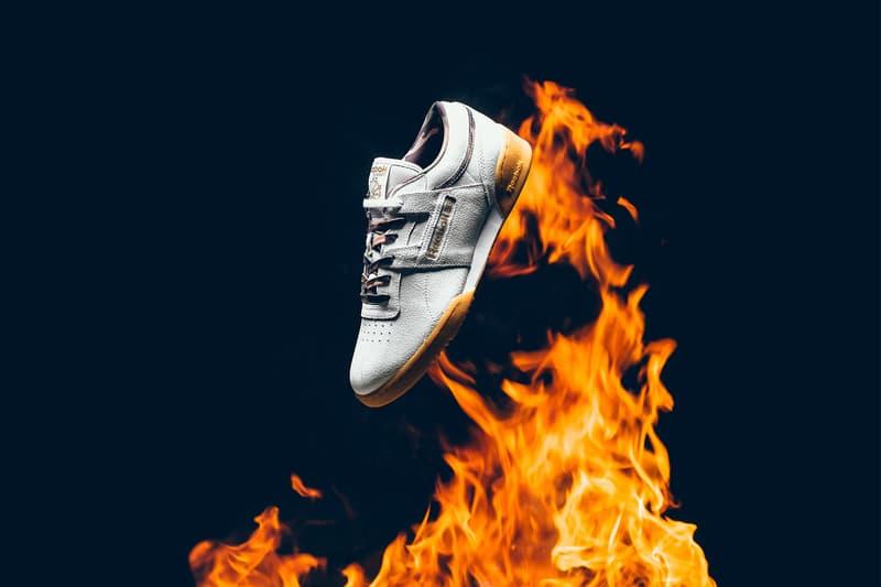 Sneaker Politics Humidity Reebok Workout Low