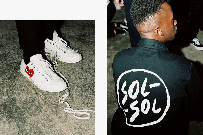 SOL-SOL Collections Lookbooks