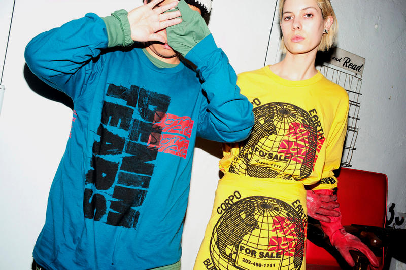 Some Ware Drops Lookbook for Its Range of New Collaborative Releases 620435c1972