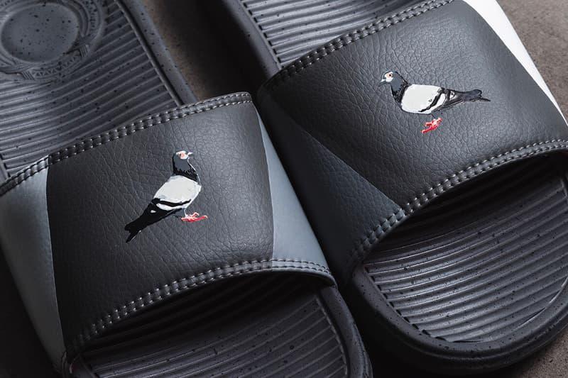 Staple Pigeon and SANDALBOYZ Sandal