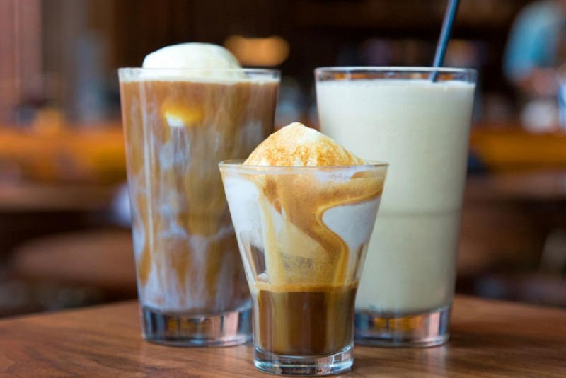 Starbucks Roastery Affogato Ice Cream