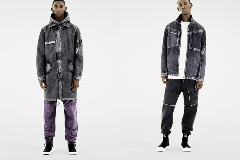 Stone Island Shadow Project Lookbooks Collections