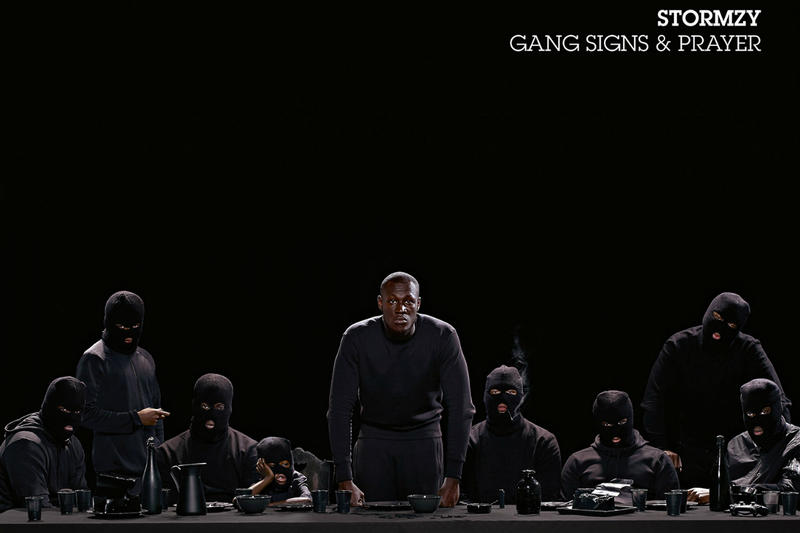 Stormzy Gang Signs & Prayer Album Stream