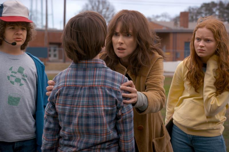 'Stranger Things' Season 2 New Photos Netflix Eleven Upside Down World