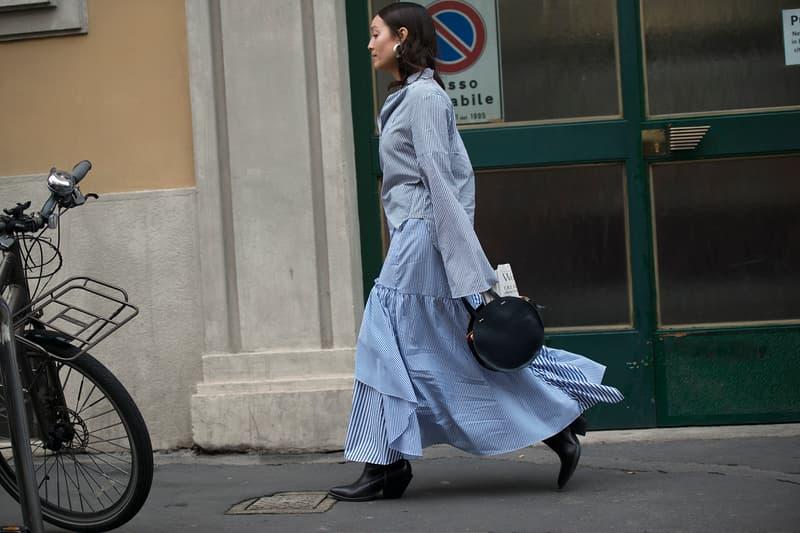 Streetsnaps Milan Fashion Week