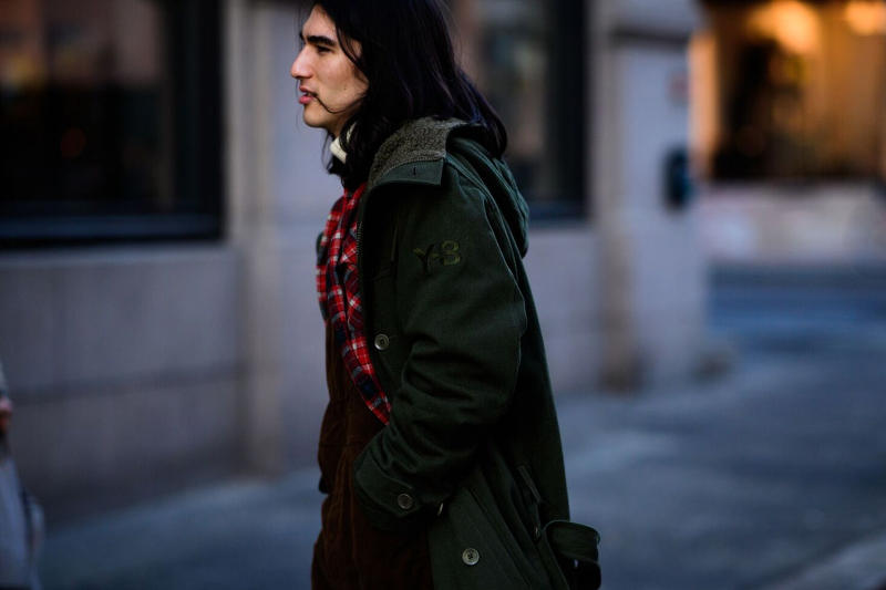 Streetsnaps: Oslo Fashion Week Day 1