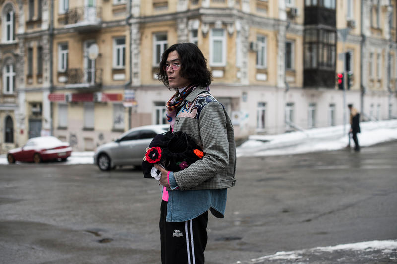 Streetsnaps Ukraine Fashion Week Day 2 adidas