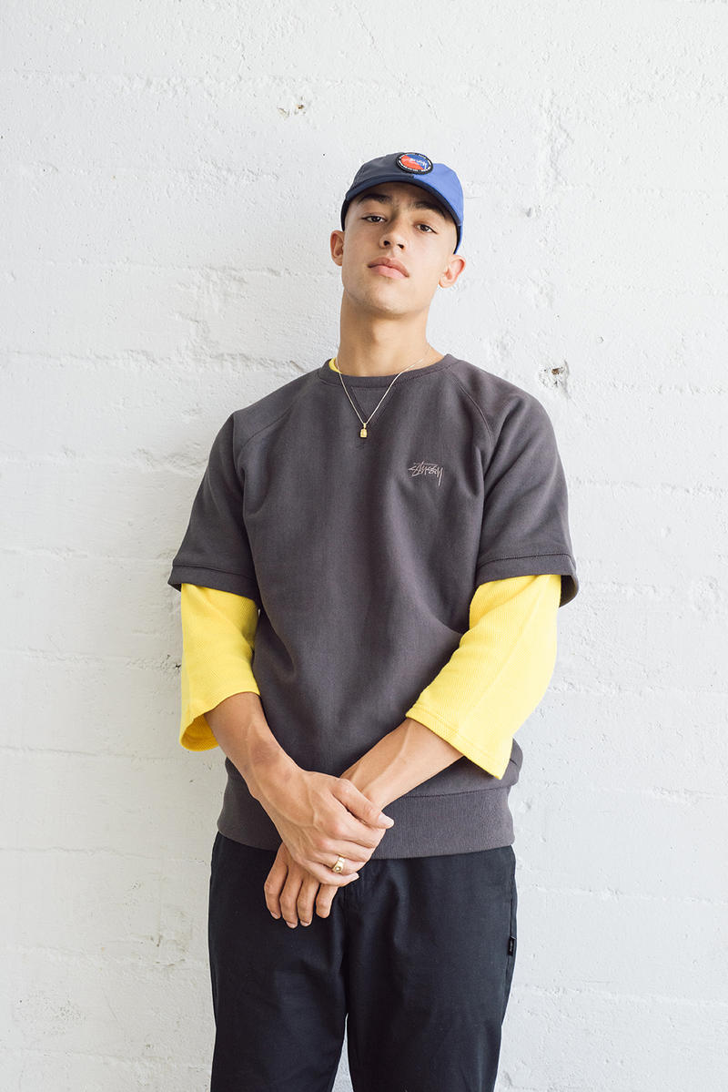 Stussy 2017 Spring Collection Lookbook