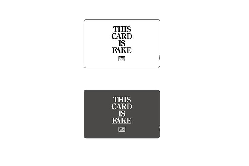 Subway Card Streetwear
