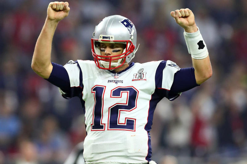 The Atlanta Falcons Defeat the New England Patriots in Super Bowl LI Football NFL