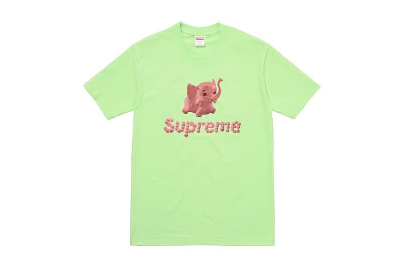 Supreme T-Shirts Sade Spring Summer 2017