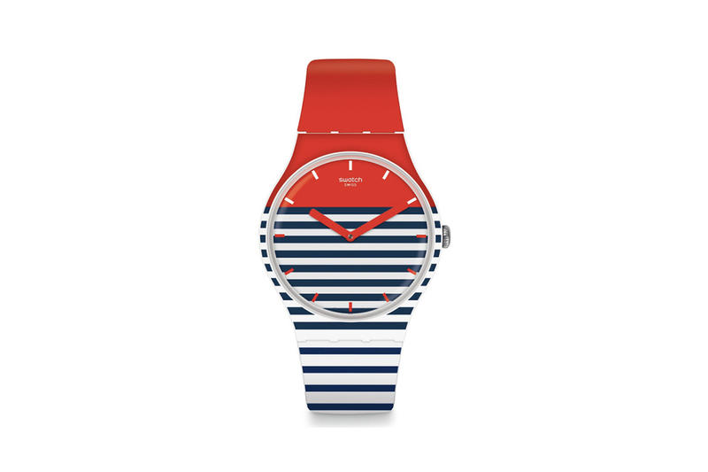 Swatch A Traveler's Dream Travel Themed Watch Series