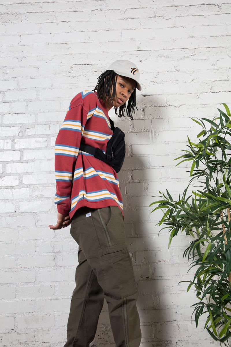 The Hundreds 2017 Spring Collection Lookbook