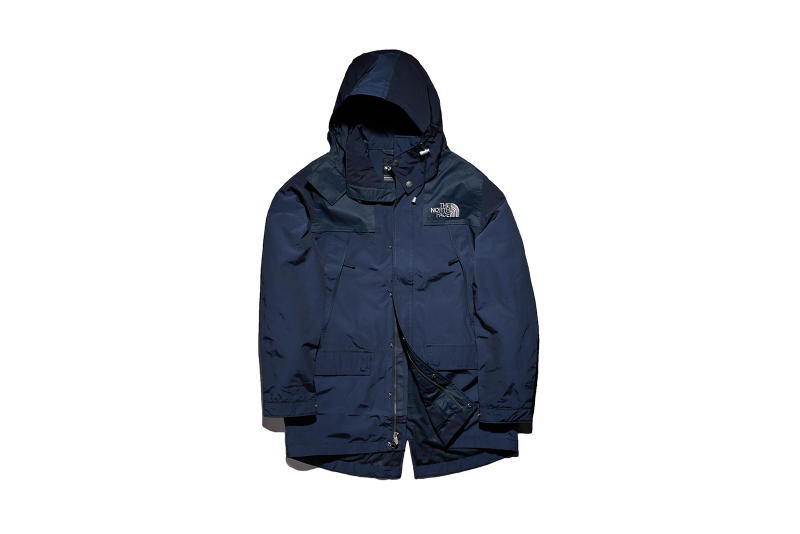 The North Face Urban Exploration Icons