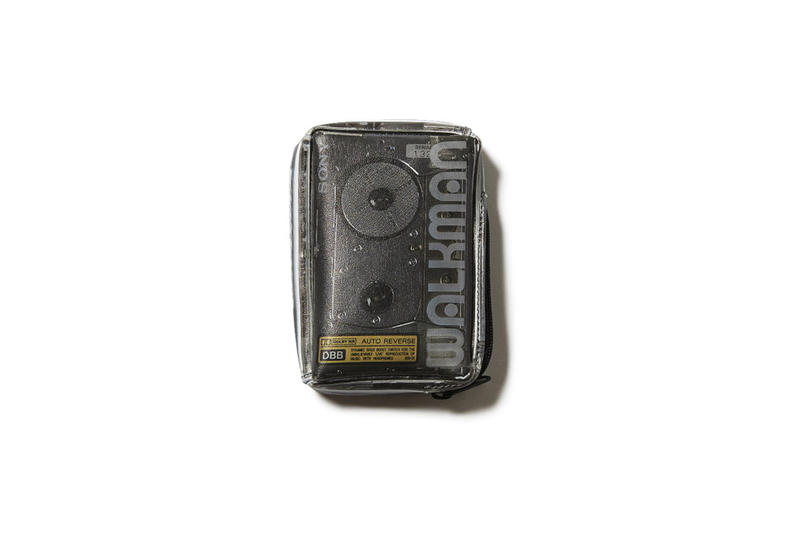 THE PARK · ING GINZA x Sony Walkman Capsule