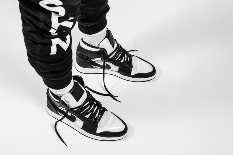half off 2bb55 ef718 The Shoe Surgeon COMME des GARÇONS x Air Jordan 1 | HYPEBEAST