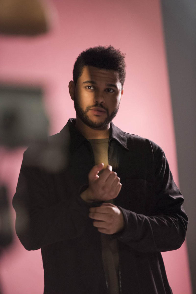 The Weeknd H&M Collection