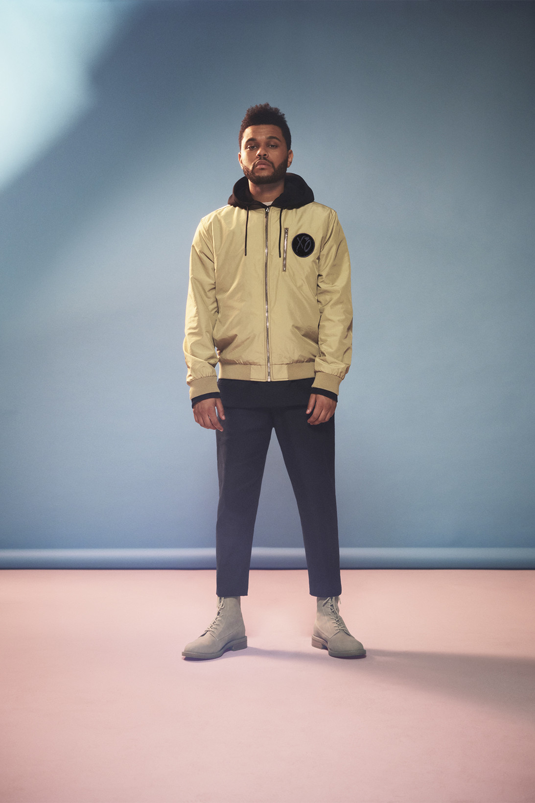 the weeknd models h m s 2017 spring icons hypebeast rh hypebeast com