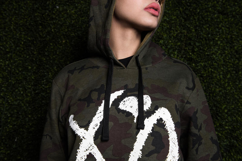 The Weeknd XO 2017 Spring/Summer Collection Hats Sweaters Caps Tees Fan Merch Abel Music Tour