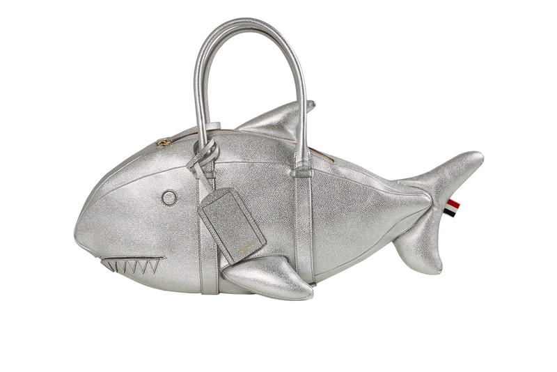 THOM BROWNE and Dover Street Market Silver-Colored Accessories