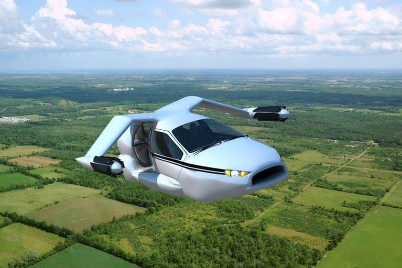 Uber Elevate Flying Cars