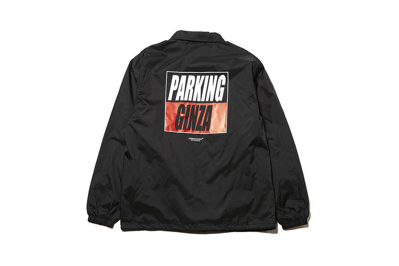UNDERCOVER THE PARKING GINZA 2017 February