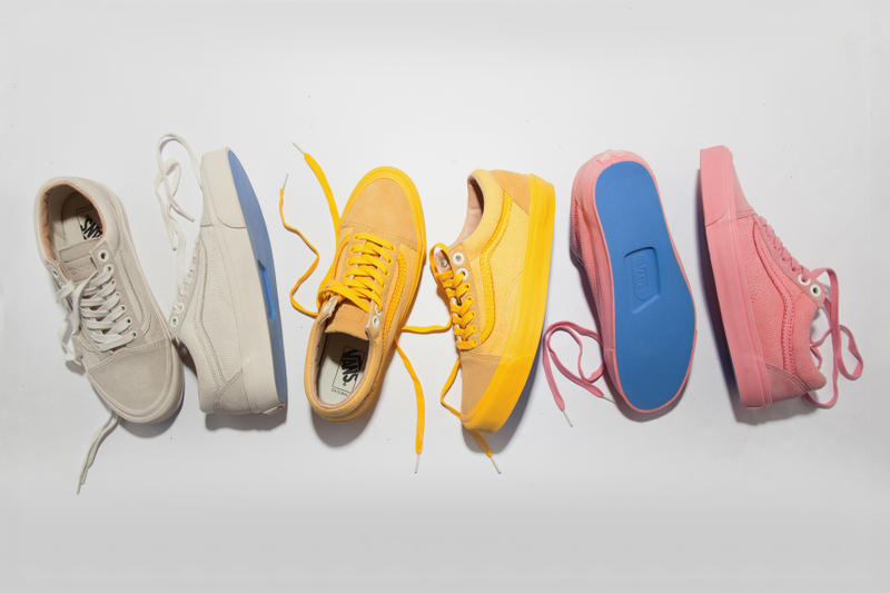 Union Los Angeles x Vans 'Old Skool' Collection
