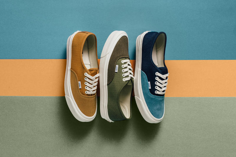 Vans Vault Spring Colorways Sk8-Hi Collection