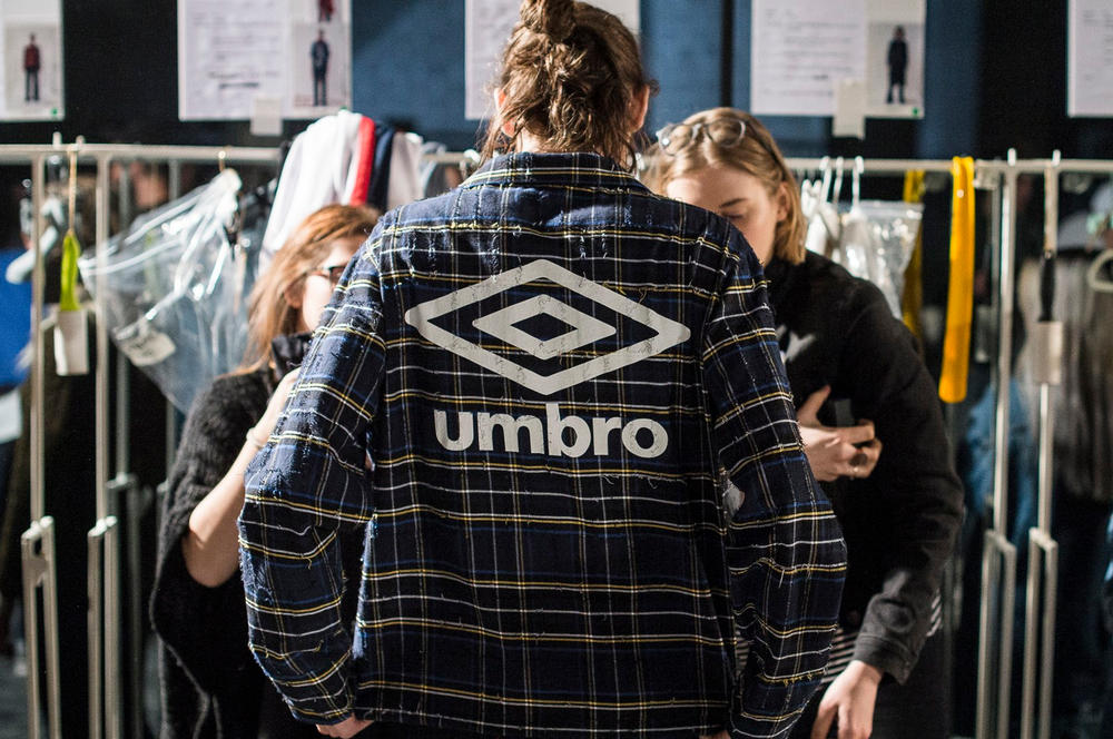 Virgil Abloh's Off-WHITE x Umbro Collaboration Is Available in Stores Now RSVP Gallery