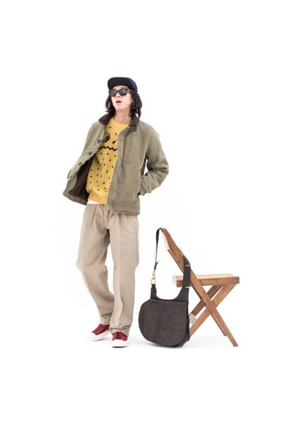 visvim 2017 Fall Ready-To-Wear Collection