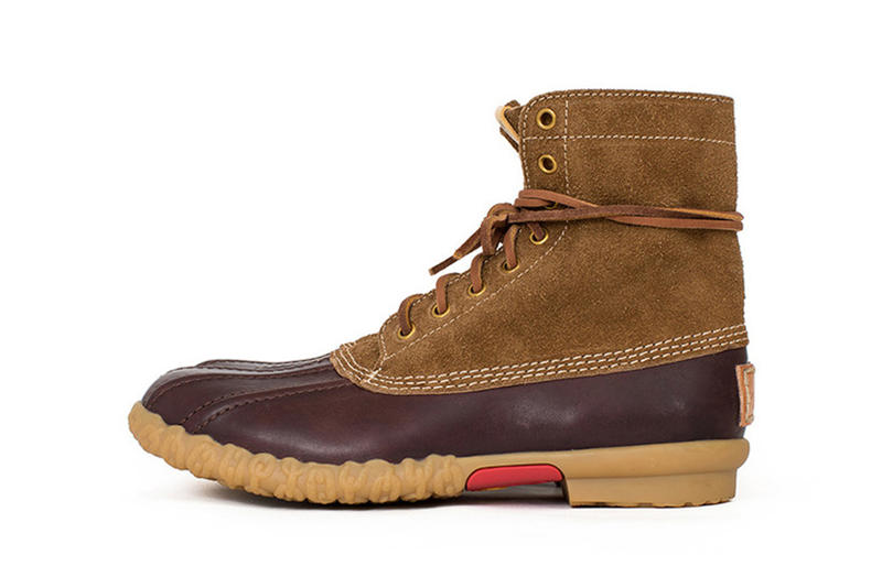 visvim Decoy Duck Boot Folk 2017 Spring Summer
