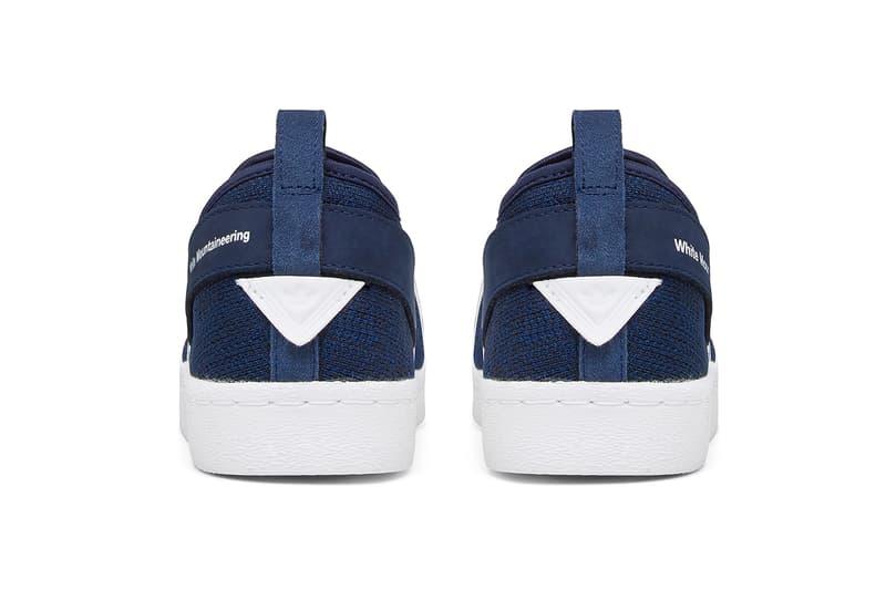 White Mountaineering x adidas Originals Superstar Slip-On