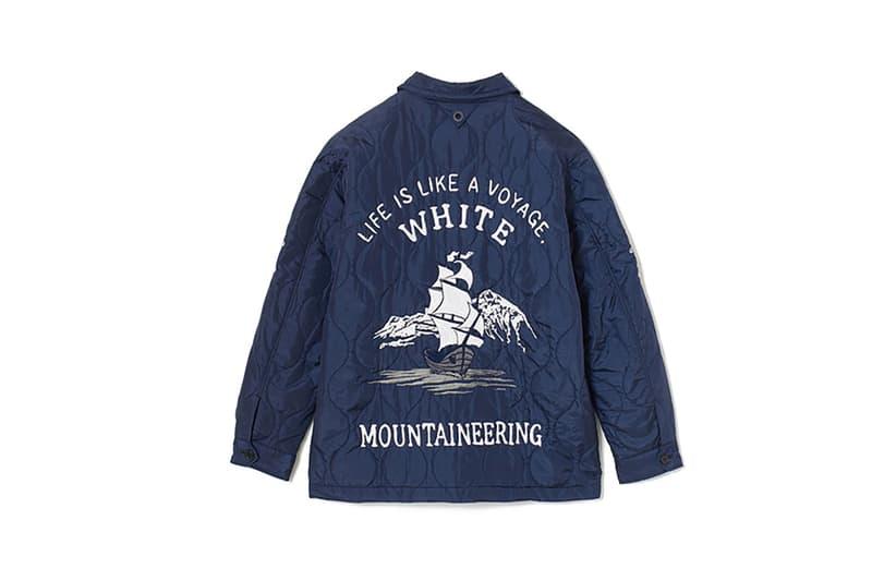 White Mountaineering Souvenir Jacket