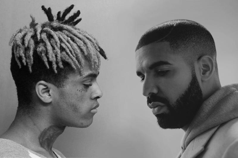 """XXXTENTACION Claims Drake's Career is """"Almost Over"""""""