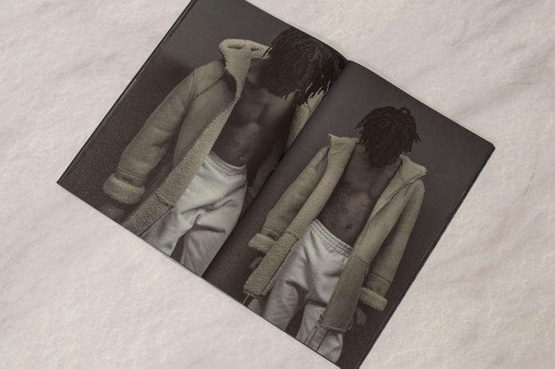 Kanye West Lost Hills Yeezy Season 5 Invite Sweatshirt Zine