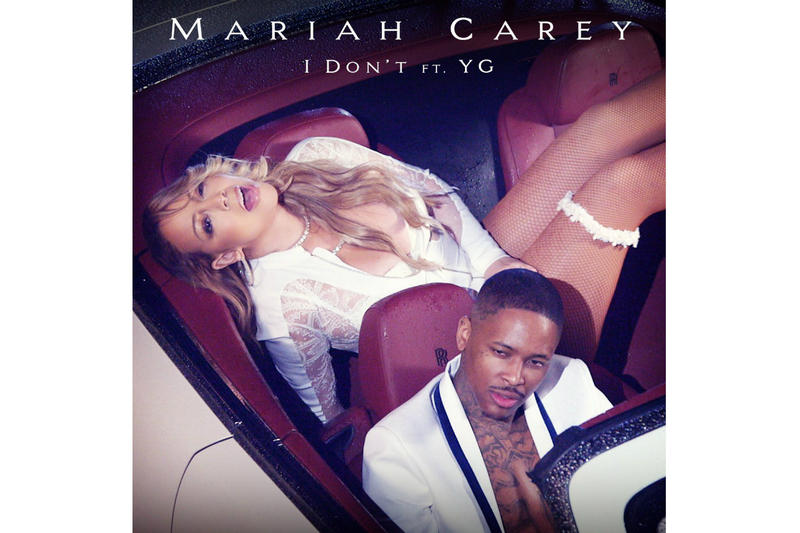 YG Mariah Carey I Dont Single Stream
