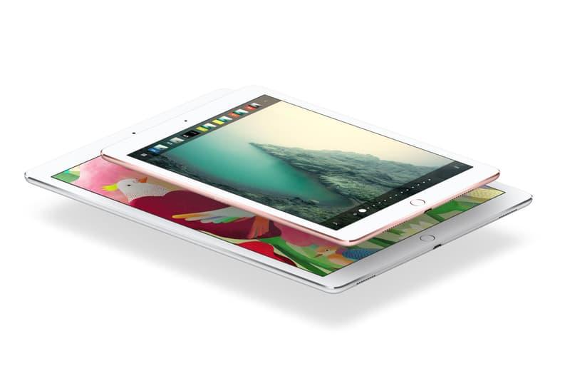 Apple 10.5 Inch iPad Pro April iOS