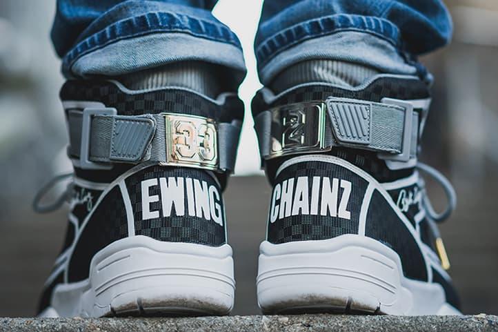 2 Chainz Ewing 33 Hi Black Grey
