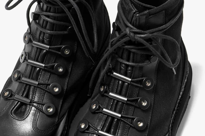 OAMC Black Tropic Boot