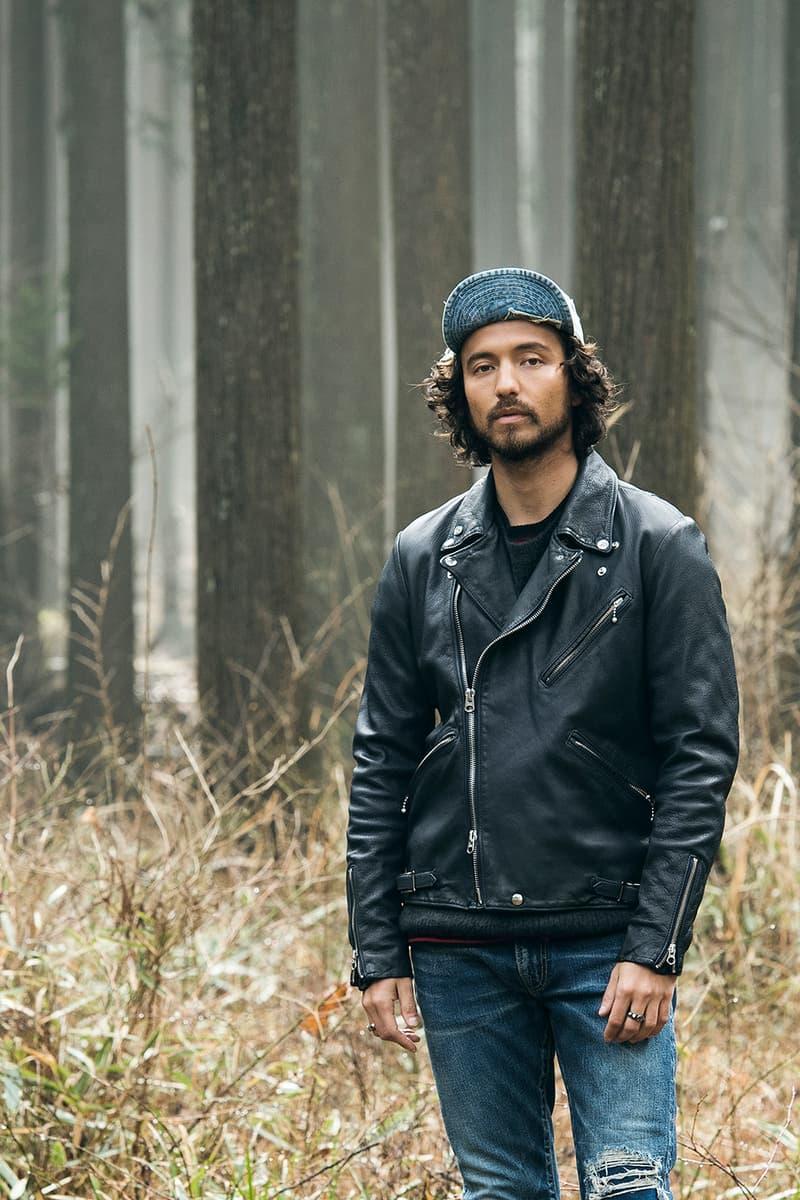 Seveskig Fall/Winter 2017 Leather Jacket