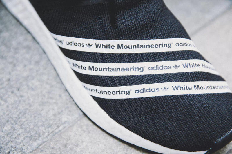 White Mountaineering adidas Originals Footwear Collection