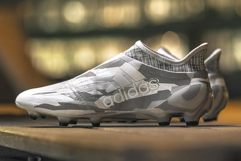 adidas ACE and X Grey Camo Collection
