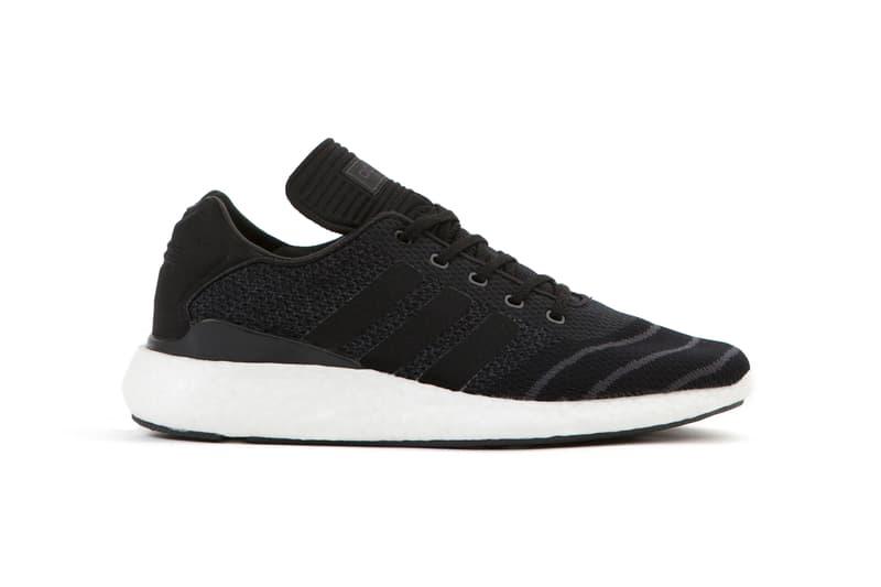 adidas Dennis Busenitz Pure BOOST Core Black